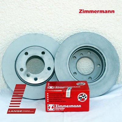 Zimmermann Bremsscheiben Beläge Opel Astra G H Zafira Meriva 280x25mm VORNE