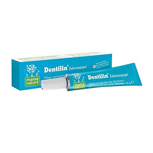 Mama Natura Dentilin Zahnungsgel, 10 g