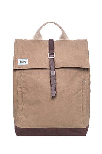 Trekker Waxed Canvas Backpack