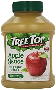 Tree Top Natural Applesauce, 47.3 oz