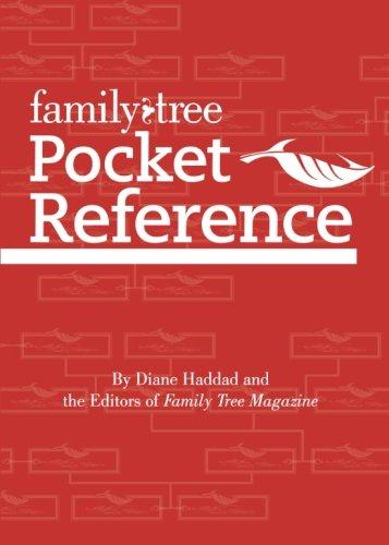 Family Tree Pocket Reference