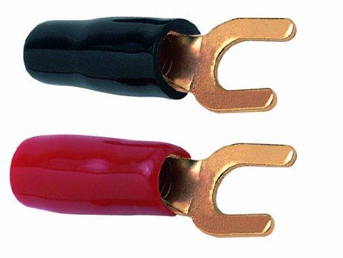 4/216-2 Kabelschuh (rund, isoliert, für 10mm²) Bunt