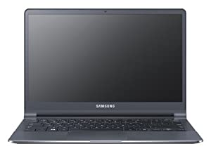 Samsung Series 9 NP900X3C 13.3 inch Ultrabook (Intel Core i5 3317UM 1.7GHz, 4Gb RAM, 128Gb SSD, LAN, WLAN, BT, Webcam, Integrated Graphics, Windows 7 Home Premium 64-bit)