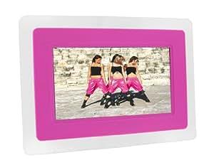 kitvision digitaler bilderrahmen display 7 zoll mit kamera. Black Bedroom Furniture Sets. Home Design Ideas