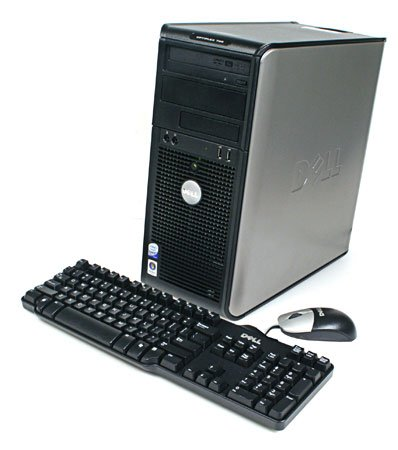Best Buy Dell Optiplex 755 Tower Core 2 Duo 2 66ghz 2gb 80gb Dvdrw Windows 7 Operating System Restore Cd Keyboard Mouse Included Best Price Jakoppaideena