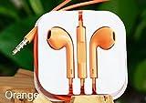 Crazyprofit Earphones Headphones Remote Mic & Volume Controls Apple iPod iPad Air iPhone 5 iPhone 5s iPhone 5c iPhone 4g iPhone 4s iPhone 3g iPhone3gs iTouch 1 2 3 4 iPod Classic 120GB 160GB(2009) iPod Classic 160gb 2007 iPod Classic 80GB iPod Nano 1 2 3