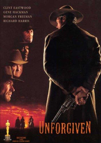 Unforgiven Poster Movie C 27 x 40 In - 69cm x 102cm Clint Eastwood Gene Hackman Morgan Freeman Richard Harris Jaimz Woolvett Saul Rubinek