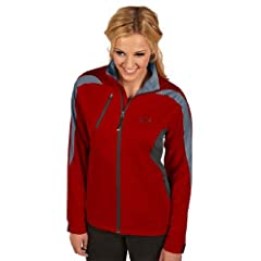 Arkansas Ladies Discover Jacket (Team Color) by Antigua
