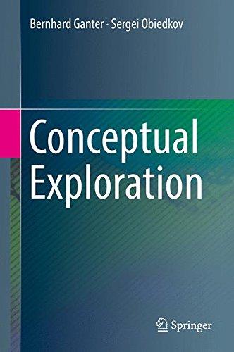 Conceptual Exploration [Ganter, Bernhard - Obiedkov, Sergei] (Tapa Dura)