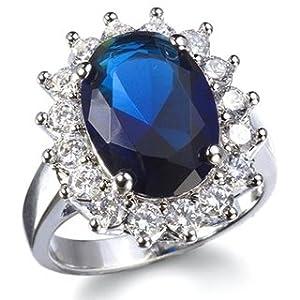 avon majestic princess ring replica of