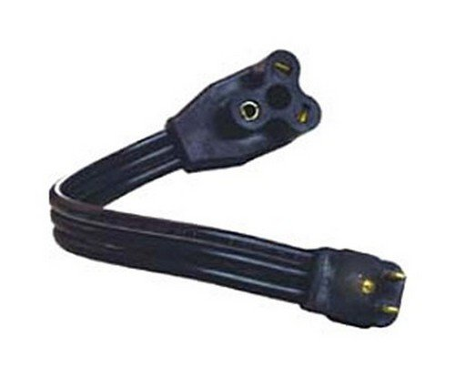Rv Trailer Camper Electrical Heavy Duty Dogbone Adapter Ets 10810