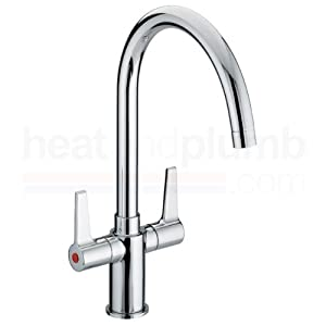 Bristan Design Utility Lever Monobloc Sink Mixer Tap Chrome Plated       review and more news