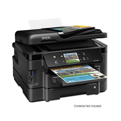 Epson WorkForce WF-3540 Wireless All-in-One Color