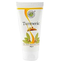 Holy Lama Naturals Turmeric Cream, 50gm