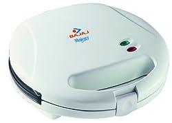 Bajaj Majesty 2 700-Watt Sandwich Toaster