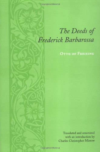 a biography of frederick barbarossa