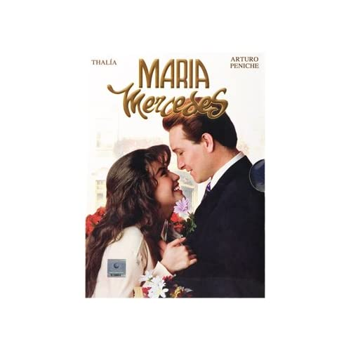 Amazon.com: MARIA MERCEDES - TELENOVELA 4 DISC SET: Thalia, Arturo