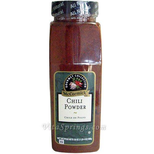 Details about McCormick Gourmet Collection Chili Powder 20 Oz New