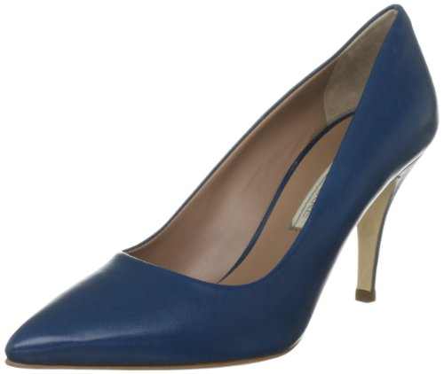 Pied A Terre Women's Aba Blue Wedges Heels 0431503680004041 4 UK