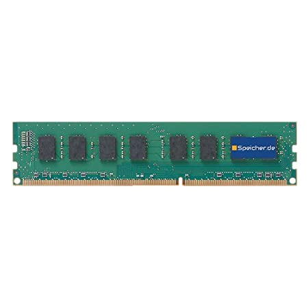 4GB mémoire pour HP ProDesk 490 G1 (D5T70EA#ABD) DDR3 UDIMM 1600MHz