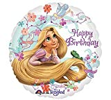 Disney Tangled Rapunzel Birthday Party Balloon 18 Inch Mylar