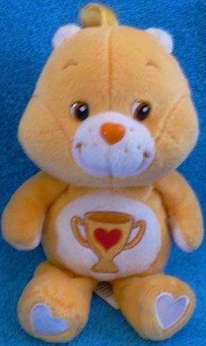 Care Bears Champ Bear 20Th Anniversary Limited Edition Plush (2003) front-992478