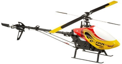 Jamara 031566 Helicopter RC E-Rix 500 Carbon RTF Gas Right Flown-In Including 2.4 GHz Remote Control by Jamara
