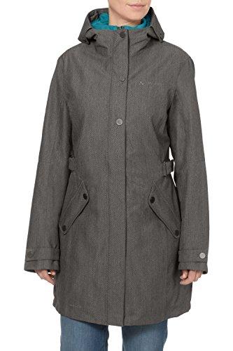 VAUDE Damen Doppeljacke Womens Belco 3 In 1 Coat, Fir Green/Alpine, 38, 04719