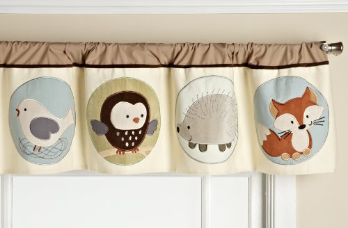 Carter's Forest Friends Window Valance