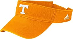 Tennessee Volunteers Adidas Basic Logo Orange Visor