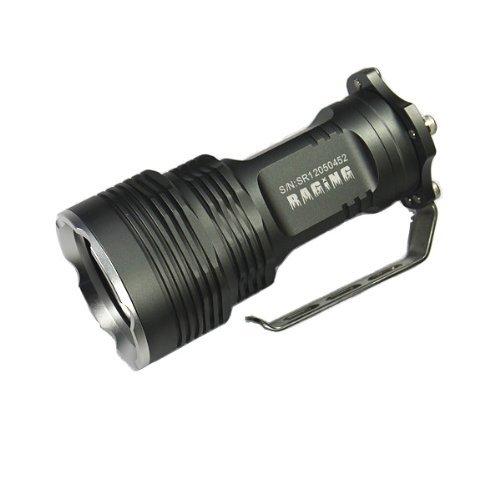 25W Super-Bright 5X Cree T6 Led Flashlight 2000 Lumens Portable Outdoor Flashlight Handheld Led Torch