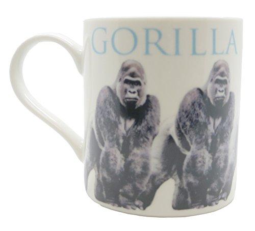 gorilla-wildlife-fine-china-animal-picture-mug