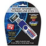 Ideaworks Internet TV Radio USB Stick by Jobar International