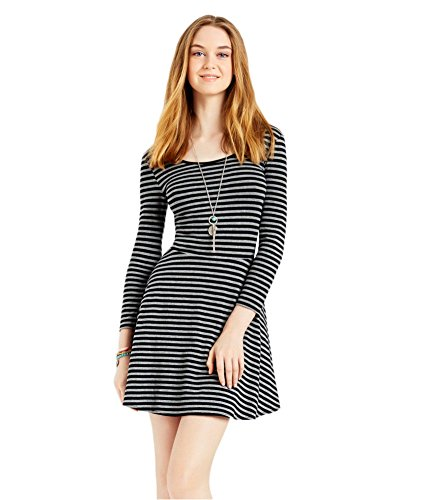 aeropostale-womens-striped-a-line-dress-001-l