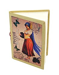 Rajrang Handcrafted Journal With Stitched Binding