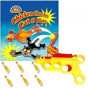 Chucker Catapult - Childrens Christmas stocking