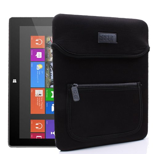 USA Gear Neo-Cushion Tablet Case Sleeve for Microsoft