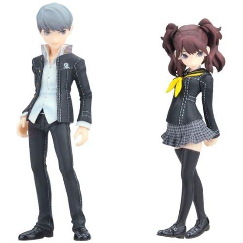 TVアニメ 『ペルソナ4』 Twin Pack 鳴上悠 & 久慈川りせ (ノンスケール PVC製塗装済み完成品)