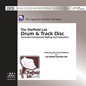 The Sheffield Lab Drum & Track Disc (DXD Master)