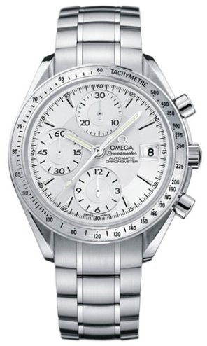 NEW OMEGA SPEEDMASTER MENS AUTOMATIC WATCH 3211.30.00