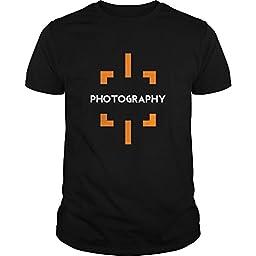 Photographer Shirt Photography (X Large,Black)