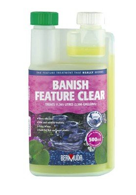 Bermuda Banish Feature Clear 1 Ltr Pond Treatment