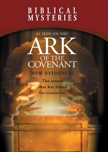 Amazon Com Biblical Mysteries Ark Of The Covenant