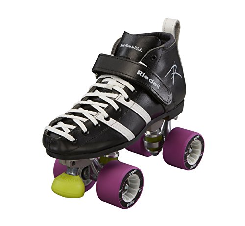 Riedell Roller 265 Wicked (Black, 7 D/B) (Riedell Rival compare prices)