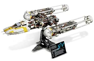 Star Wars Lego 10134 Y Wing Attack Star Fighter