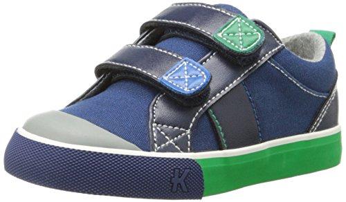 See Kai Run Holden Sneaker (Toddler/Little Kid),Navy,10.5 M Us Little Kid front-419527