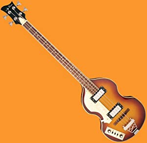 NEW JAY TURSER LEFT HANDED 4 STRING VIOLIN BASS GUITAR