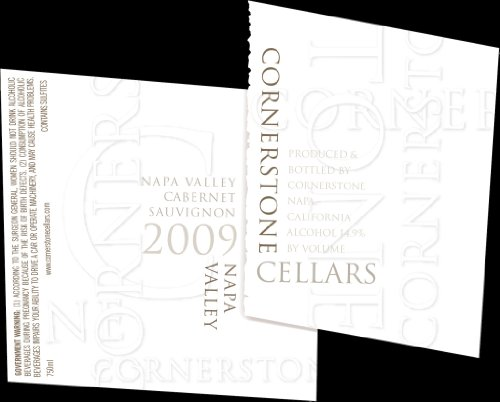 2009 Cornerstone Cellars Howell Mountain Cabernet Sauvignon 750 Ml