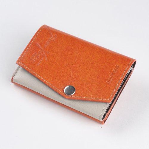 小さい財布 abrAsus × Giacomo Valentini
