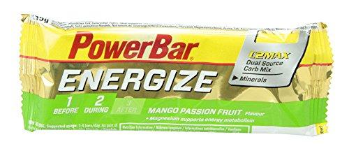 PowerBar Energize Bar マンゴーパッション 25本入り PBE3P